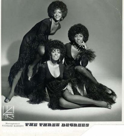 The Three Degrees - Discography (1973-2015)