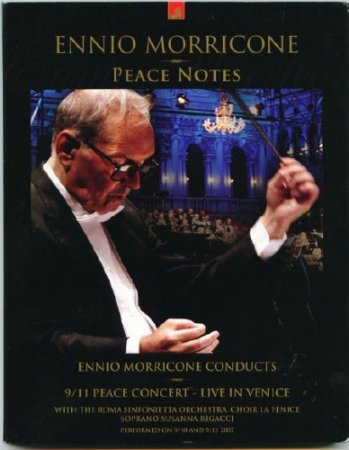 Ennio Morricone - Peace notes: Live in Venice (2007) HDRip