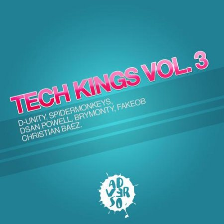 Tech Kings Vol. 3 (2011)