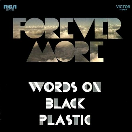 Forever More - Words On Black Plastic 1971