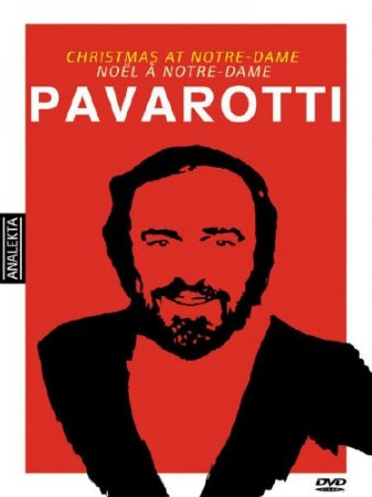 ������ ��������� � ��������� � ����-����,�������� / Luciano Pavarotti - a Notre-Dame (1978) DVDRip