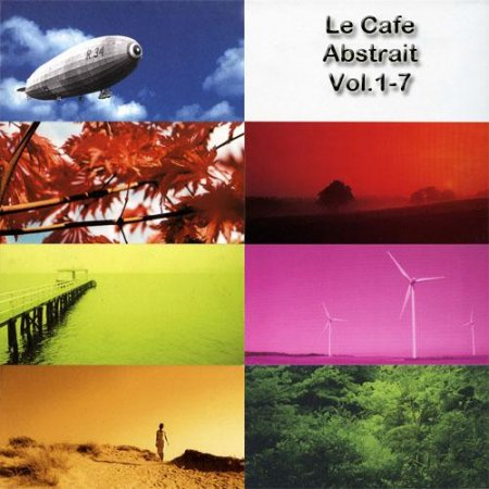 VA-Le Cafe Abstrait Vol.1-7 (2000-2010)
