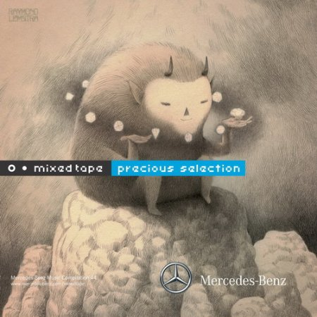 VA - Mercedes-Benz Mixed Tape 44: Precious Selection (2012)