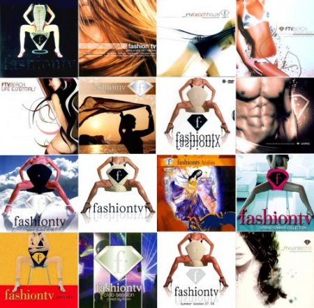 VA-Fashion TV Music Collection (2001-2008)