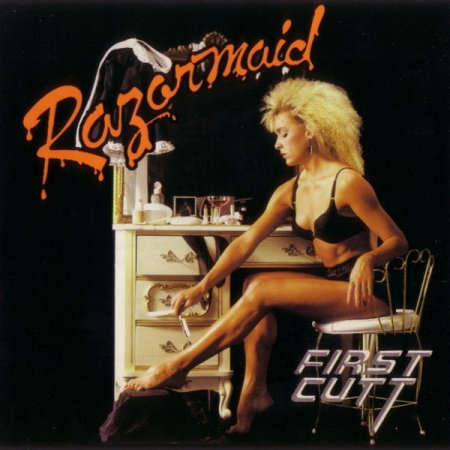Razormaid - First Cutt 1987