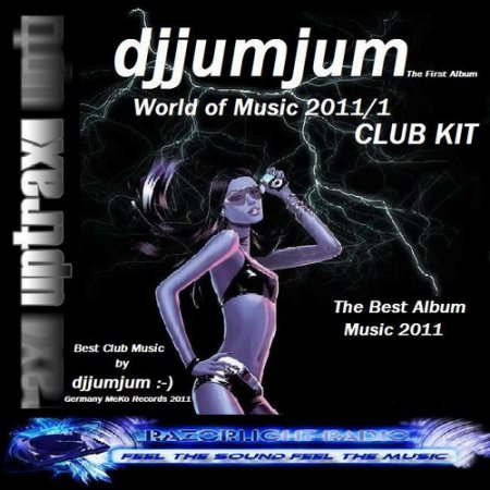 Djjumjum - The First Album (2011)