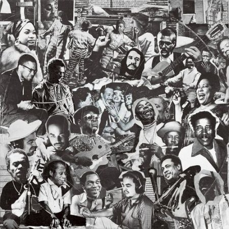 Romare - Meditations On Afrocentrism EP (2012)