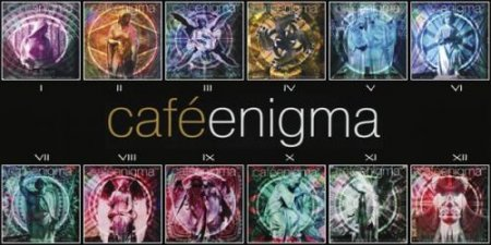 VA-Cafe Enigma Vol.I-XII - Box Set (2004)