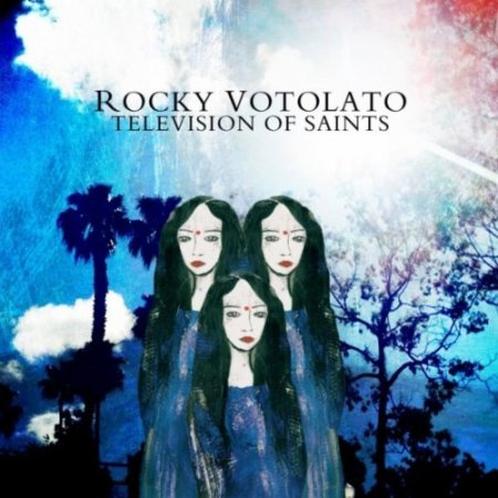 Rocky Votolato - Television Of Saints (Limited Edition) 2CD (2012)
