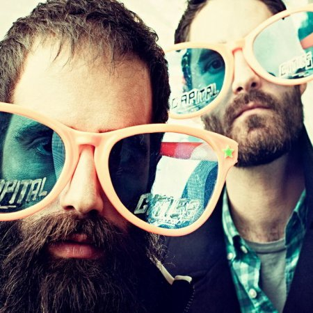 Capital Cities - Capital Cities EP (2011)