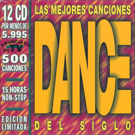 Va-Las Mejores Canciones Dance Del Siglo (1)