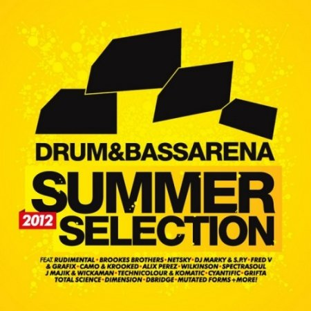 VA - Drum&BassArena: Summer Selection 2012