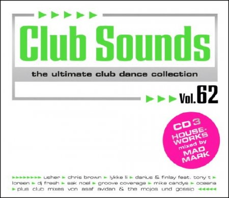 VA - Club Sounds Vol.62 (2012) MP3 [RG]