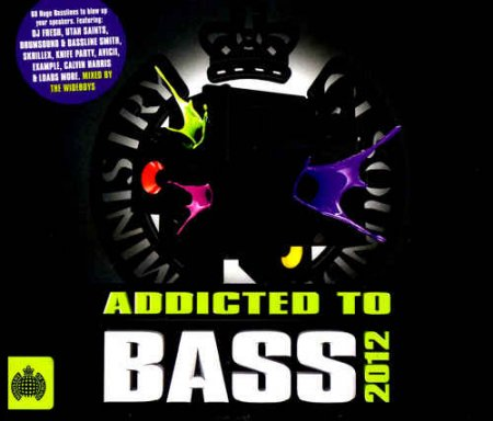 Ministry of Sound: Addicted to Bass [Box Set] (2012) MP3 [MULTI]