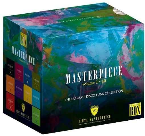 VA - Masterpiece Volume 1-14: The Ultimate Disco Funk Collection (2004-2013)