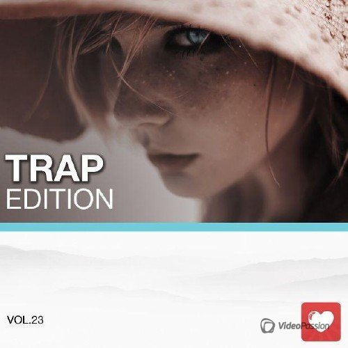 I Love Music! - Trap Edition Vol. 23 (2015)