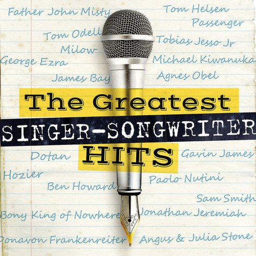 The Greatest Singer-Songwriter Hits (Belgium Edition, 2CD) (2015) MP3