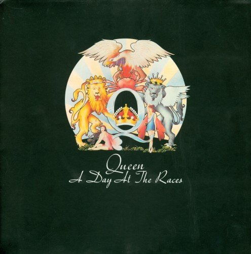 Queen-A Day At The Races Virgin Audiophile 180gm Vinyl Pres (1999)