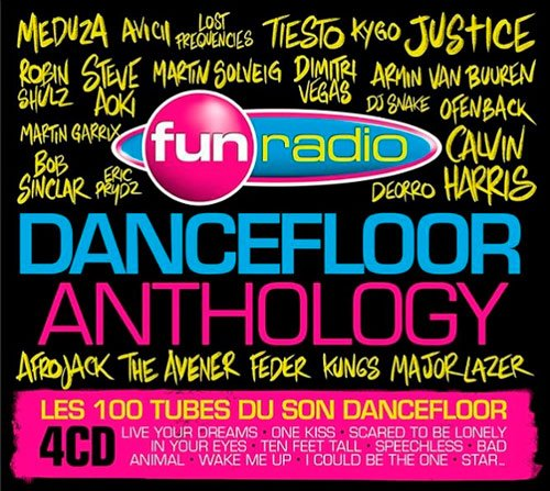 VA-Fun Radio Dancefloor Anthology (2020)
