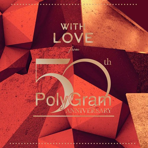 VA-With Love From PolyGram 50th Anniversary (2020)