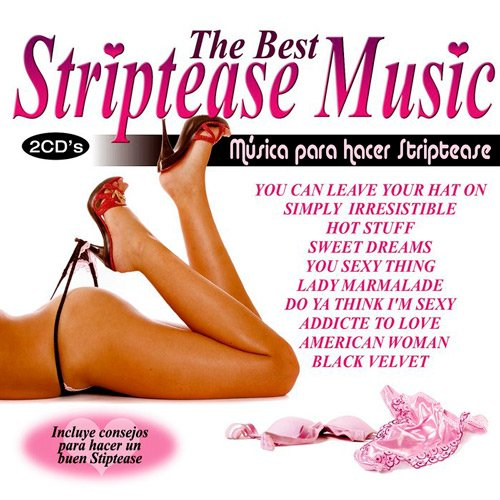 VA-The Best Striptease Music (2020)
