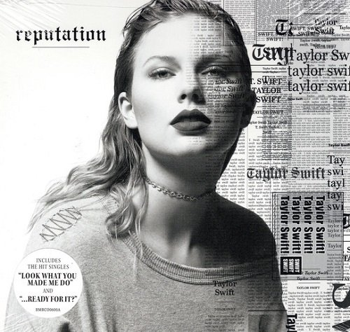 Taylor Swift - Reputation (2017) lossless