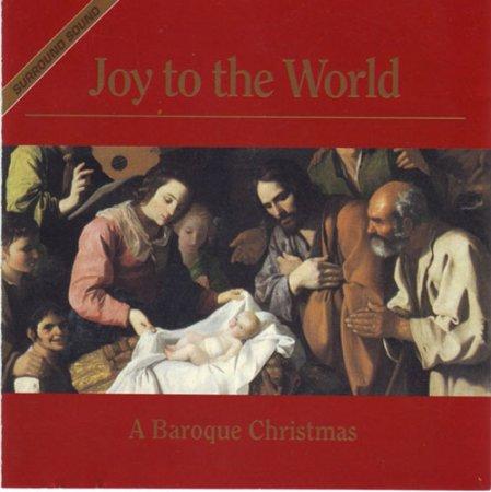 VA-Joy To The World - Baroque Christmas (1992) » Mp3Passion.net - Бесплатно скачать MP3 музыку ...